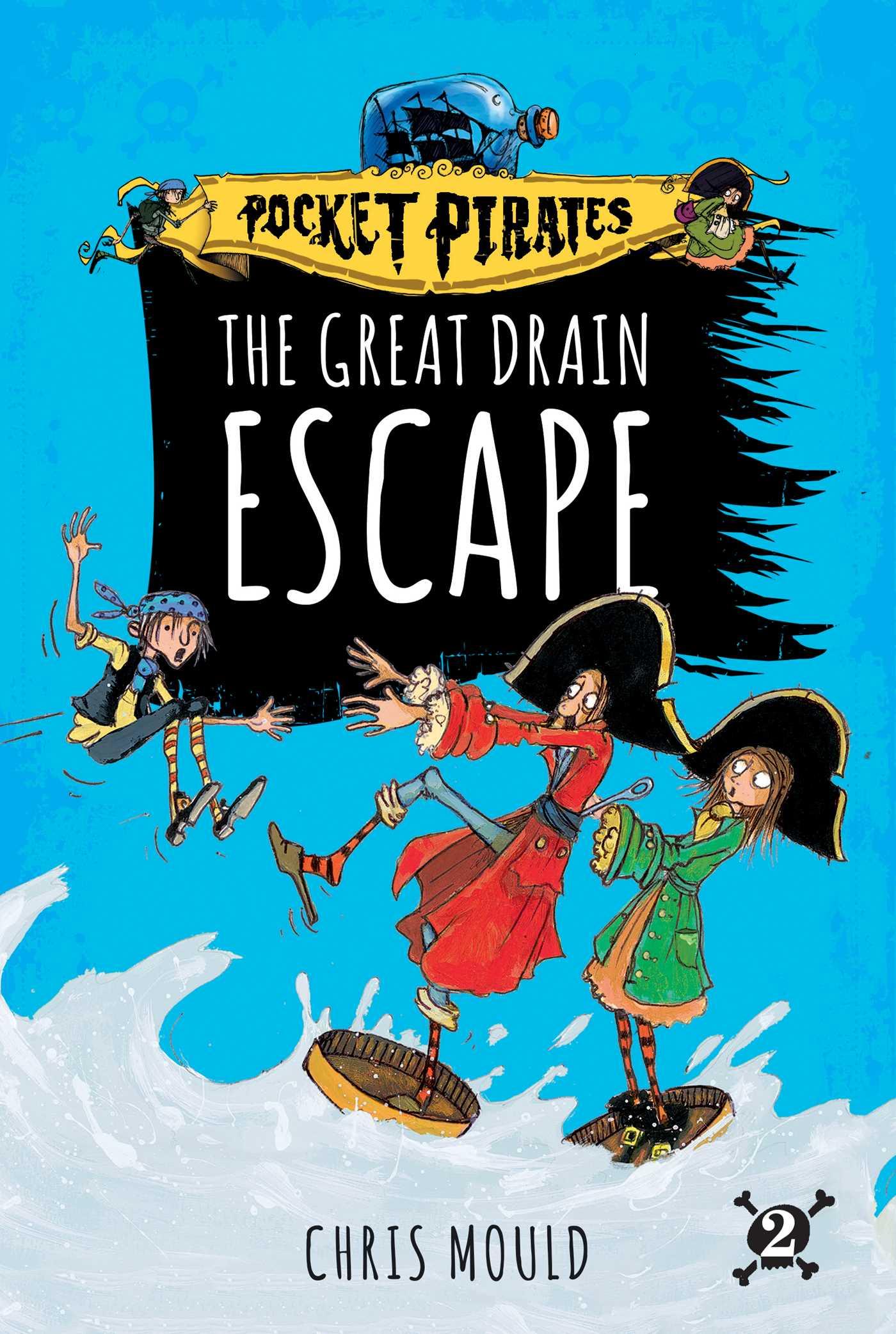 The great drain escape 9781481491181 hr