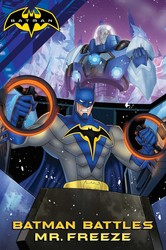 Batman battles mr freeze 9781481491785