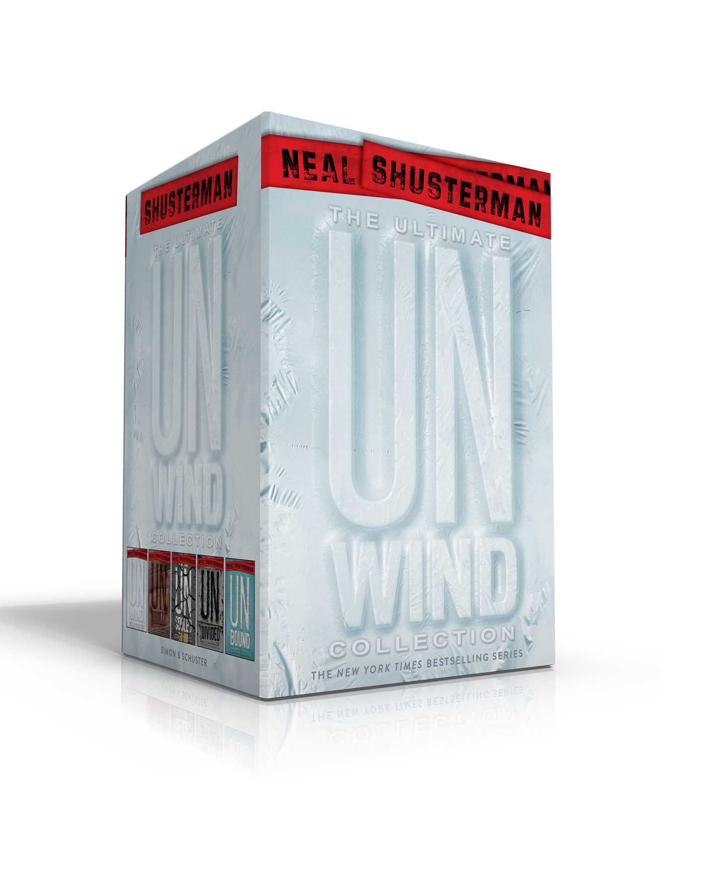 The ultimate unwind collection 9781481491815 hr