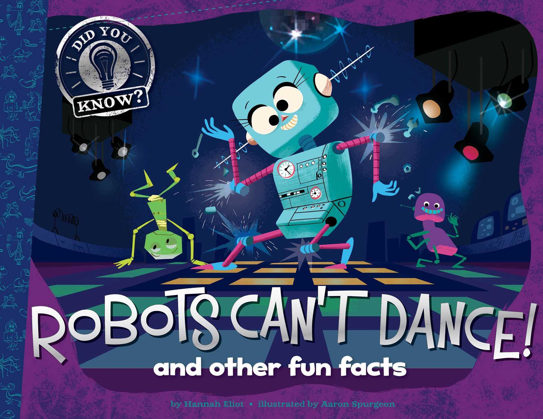 Robots cant dance 9781481491945 hr