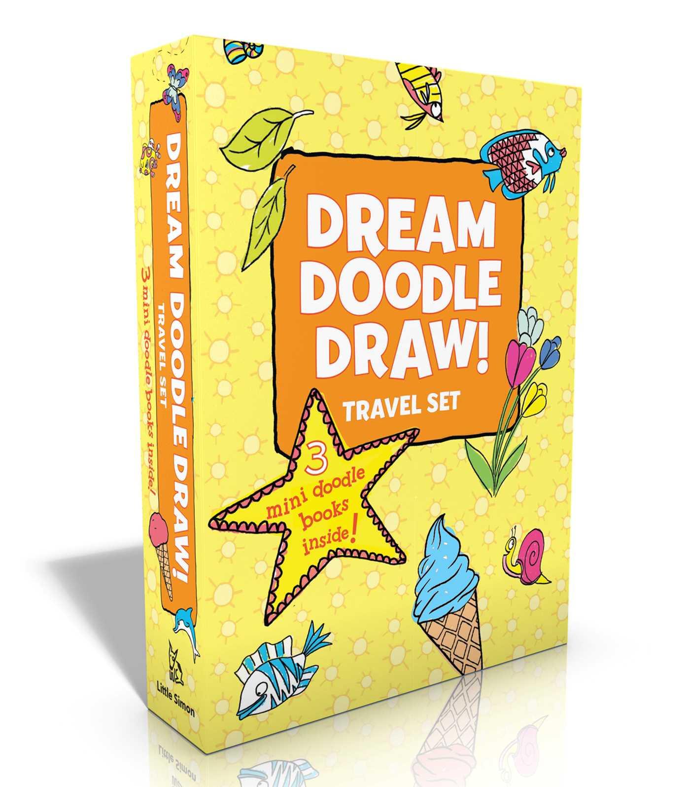 Dream doodle draw travel set 9781481491976 hr