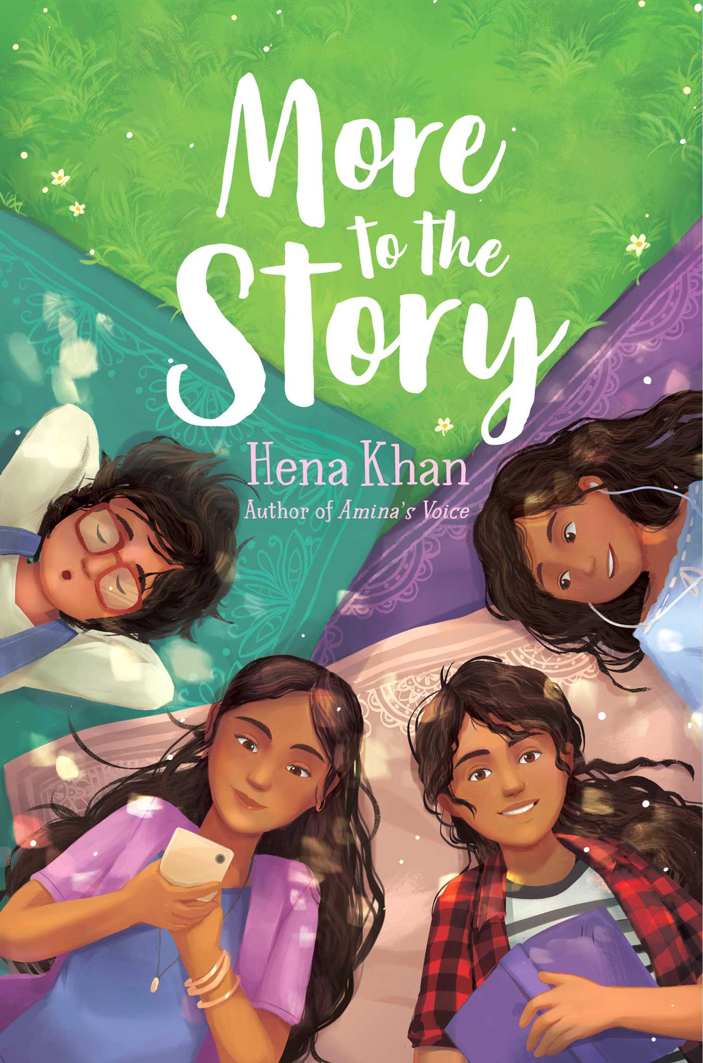 More to the Story | Book by Hena Khan | Official Publisher Page ...