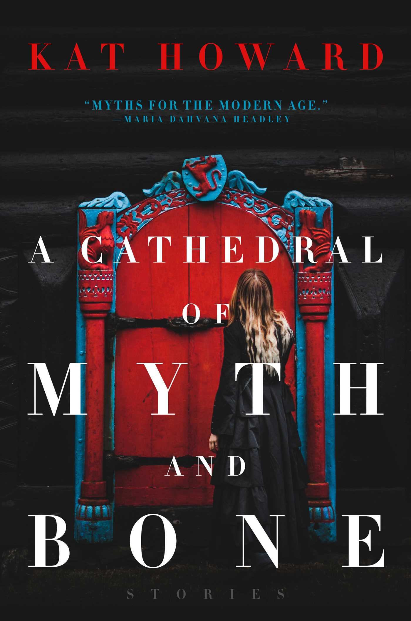 A cathedral of myth and bone 9781481492157 hr