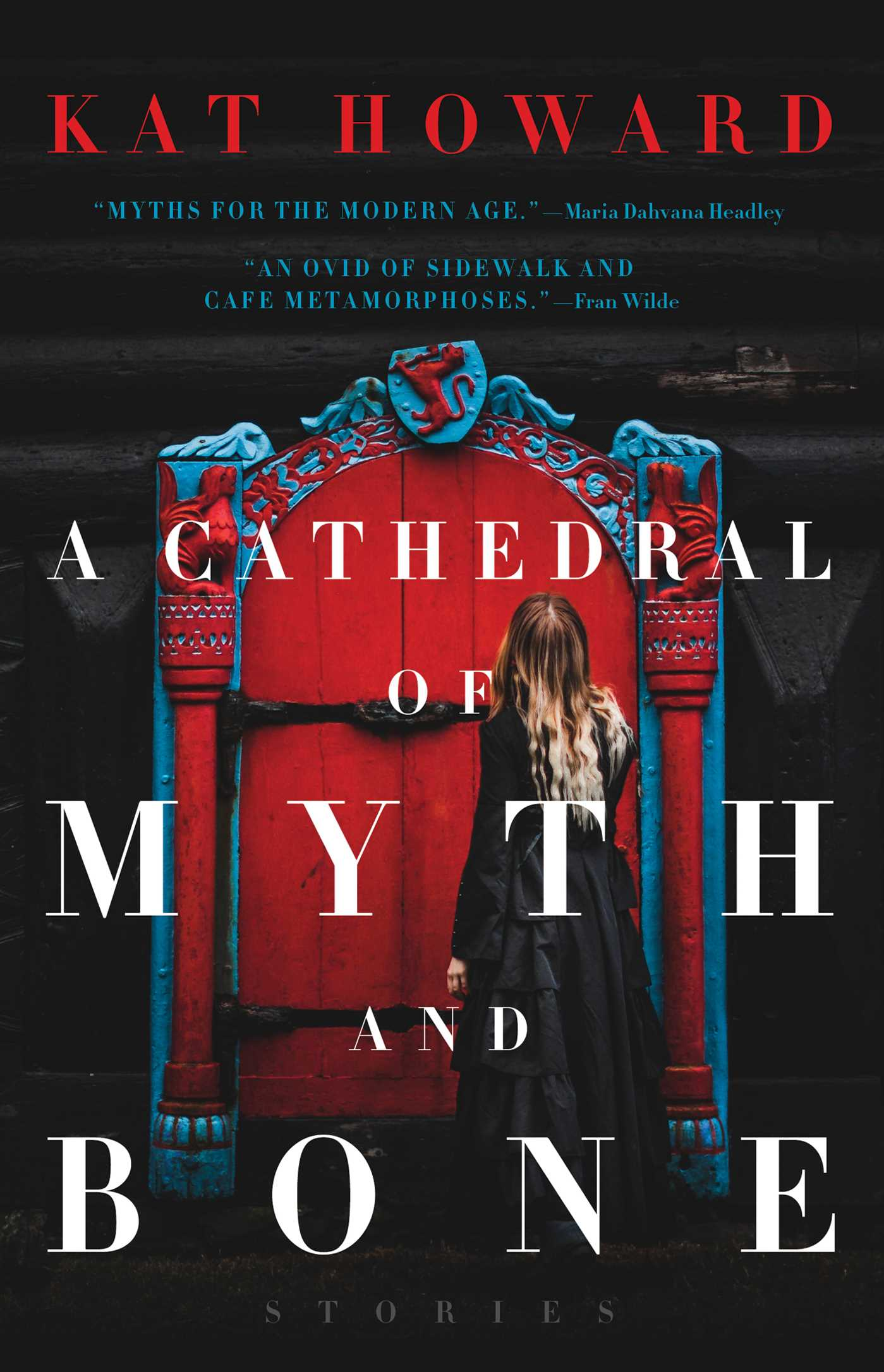 A cathedral of myth and bone 9781481492171 hr
