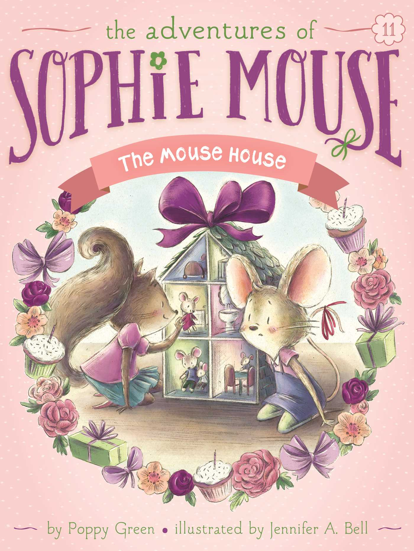 The mouse house 9781481494359 hr