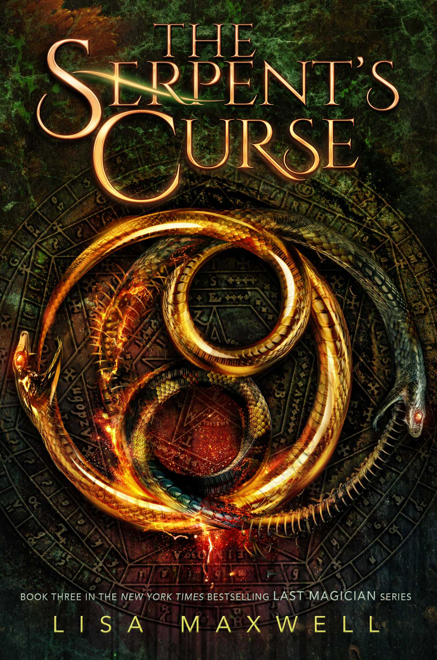 The Serpent's Curse  Book by Lisa Maxwell  Official Publisher Page  Simon & Schuster