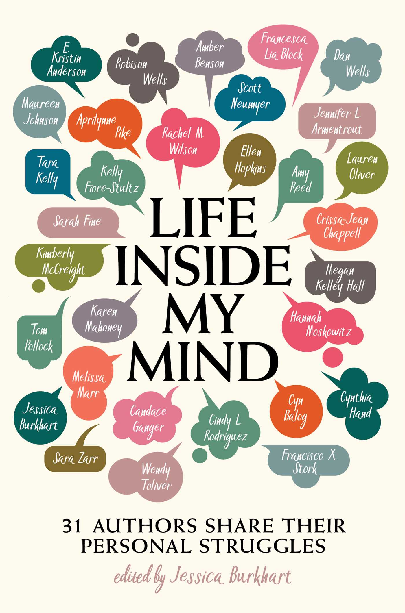 Life inside my mind 9781481494649 hr