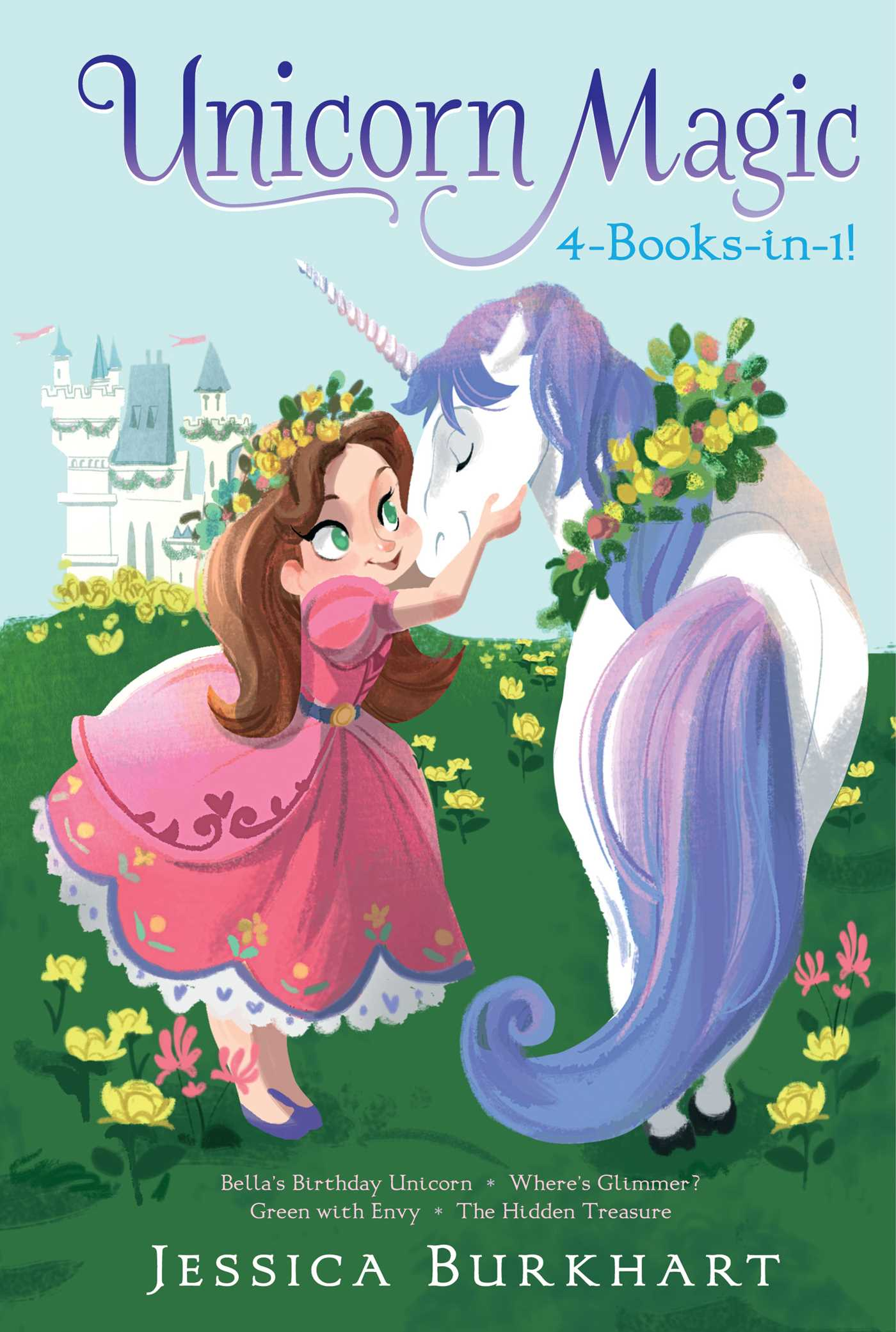 Unicorn magic 4 books in 1 9781481494748 hr