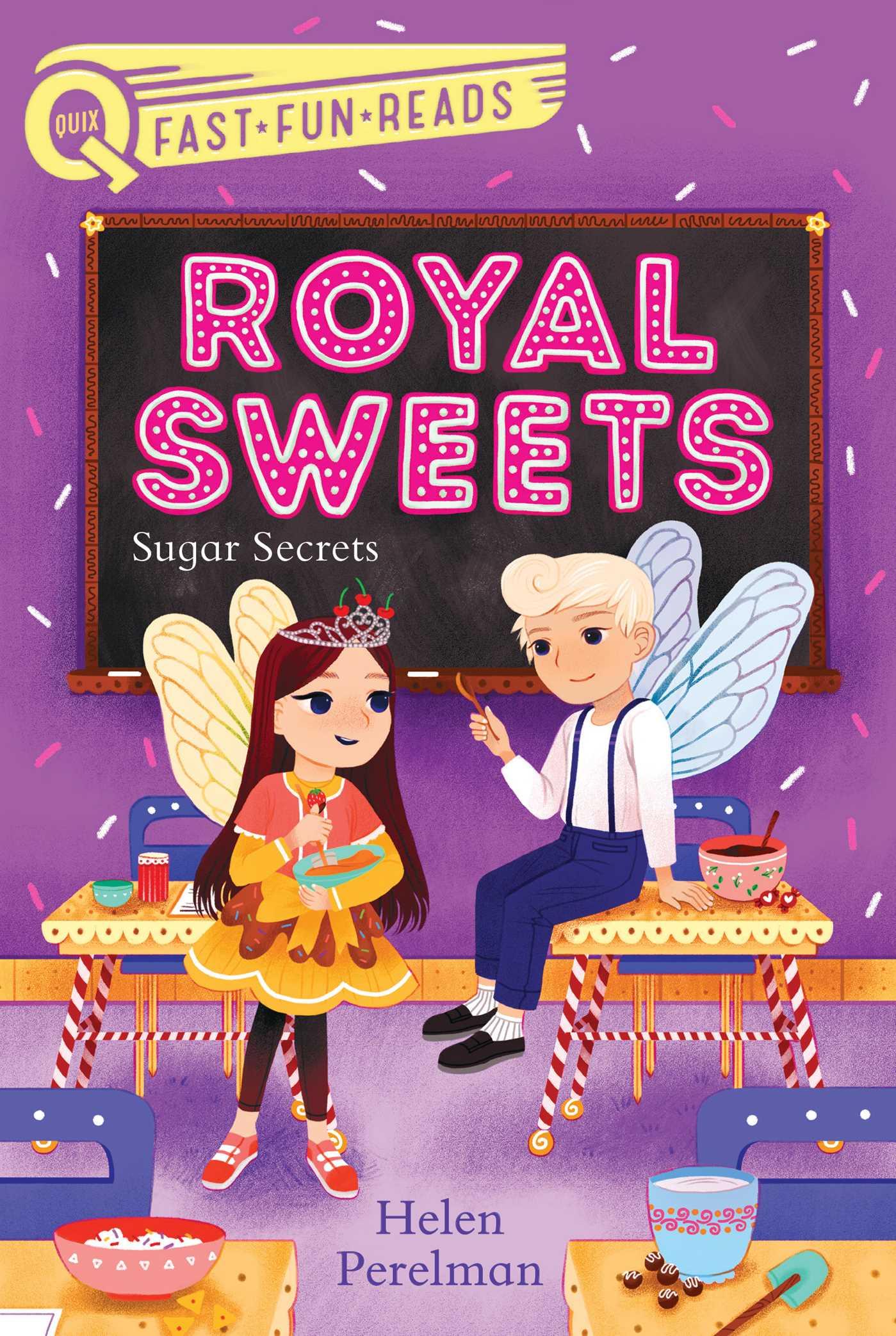 Sugar secrets 9781481494809 hr