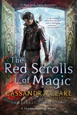 The Red Scrolls of Magic