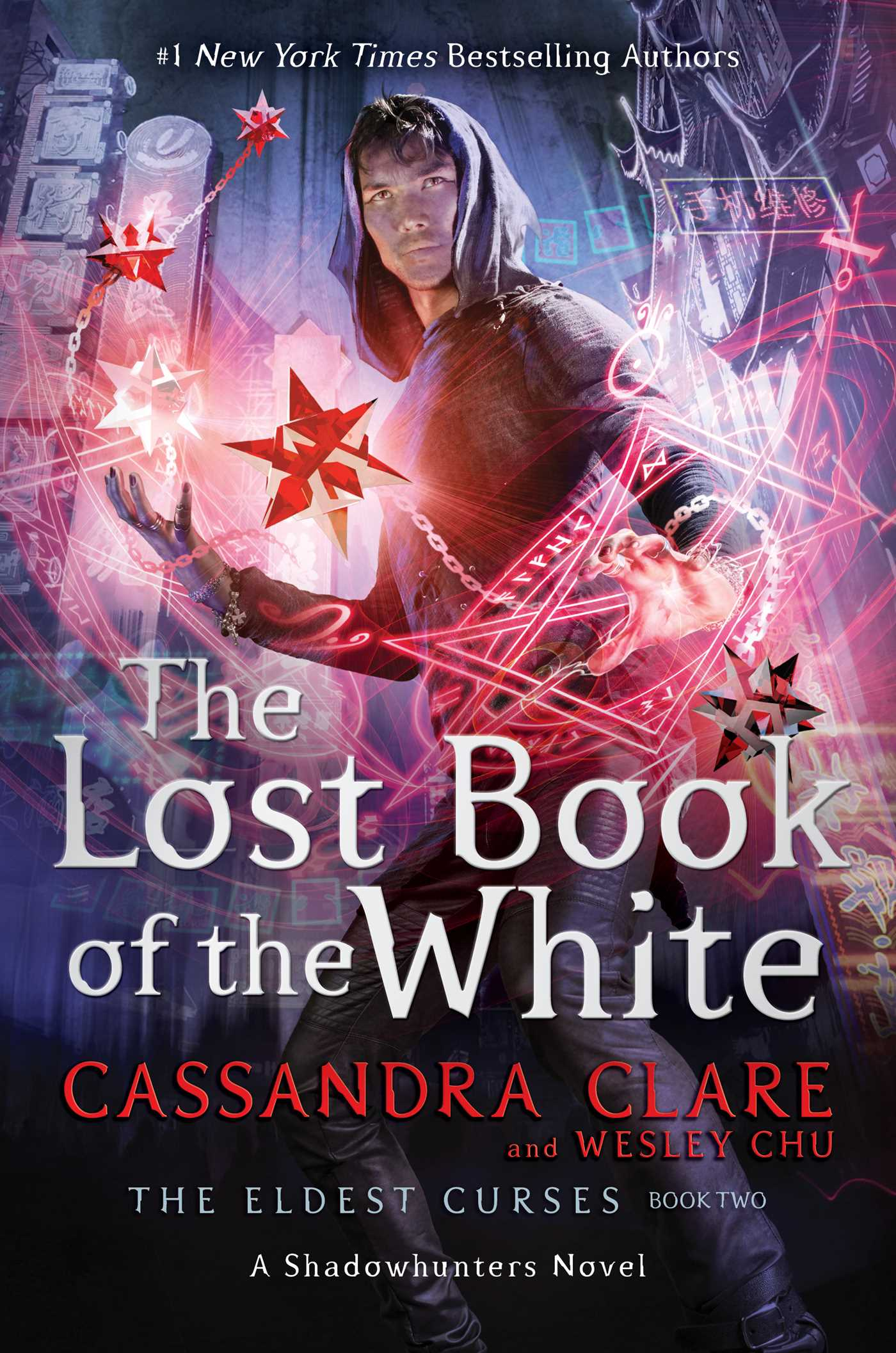 The Lost Book of the White | Book by Cassandra Clare, Wesley Chu | Official Publisher Page | Simon & Schuster