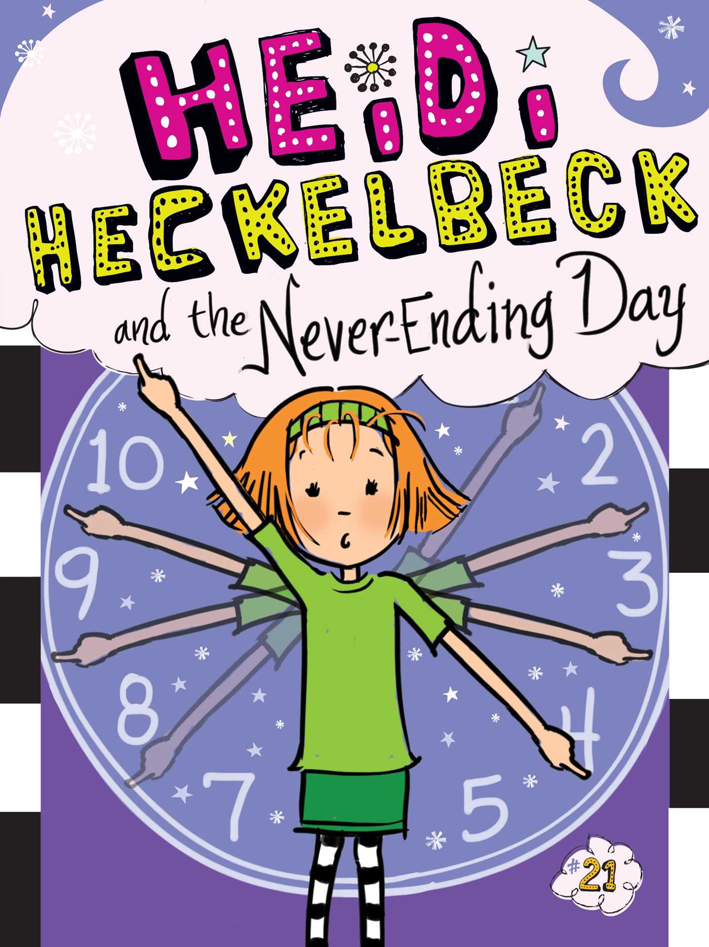 Heidi heckelbeck and the never ending day 9781481495240 hr