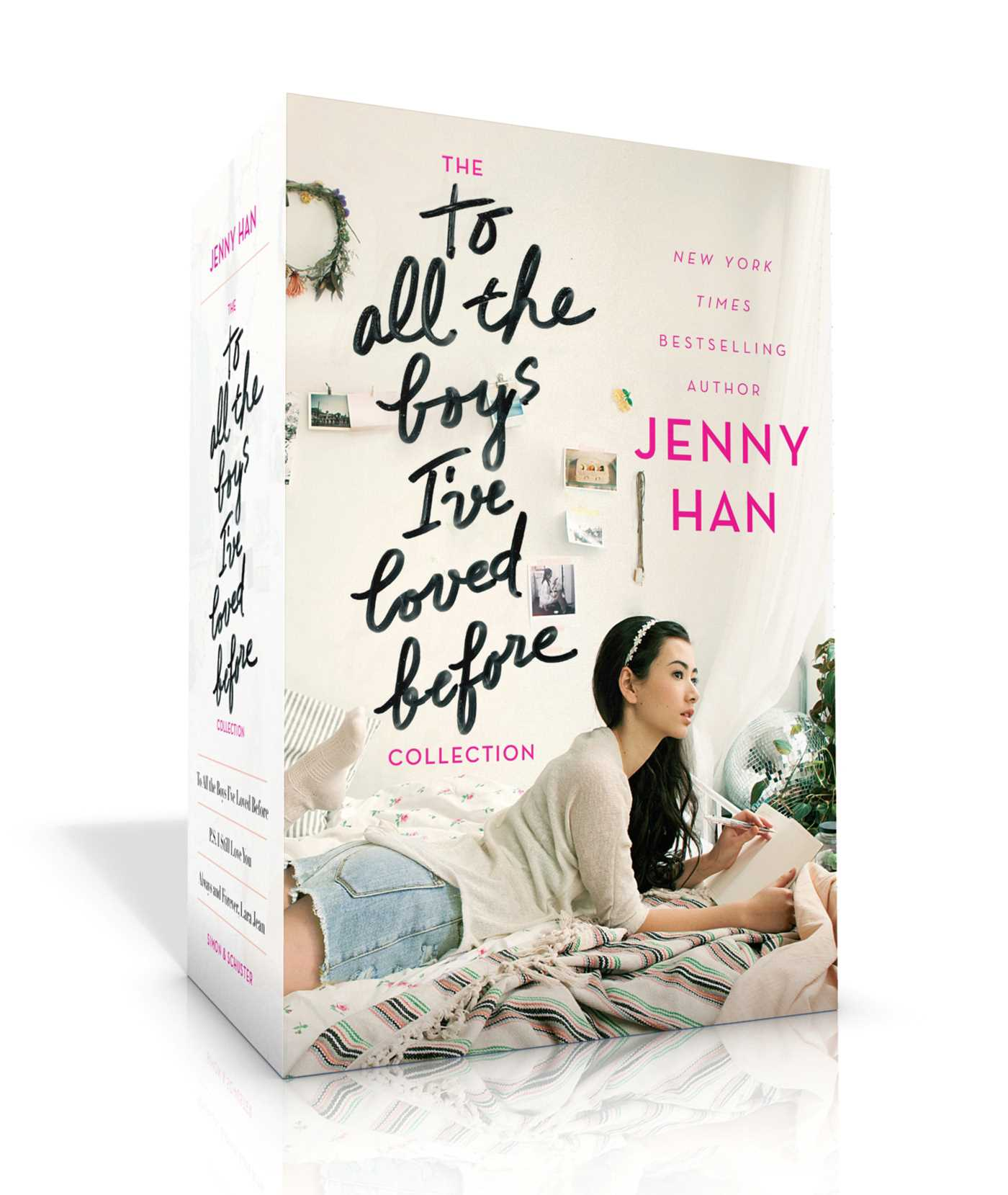 The to all the boys ive loved before collection 9781481495363 hr