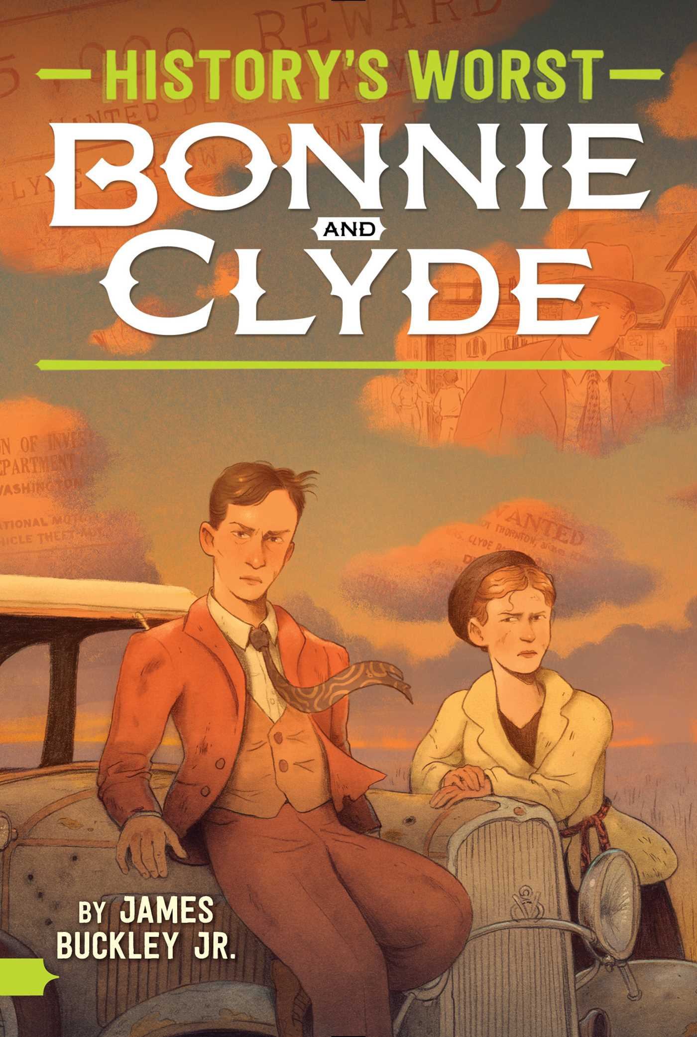 Bonnie and clyde 9781481495509 hr