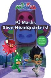 PJ Masks Save Headquarters!