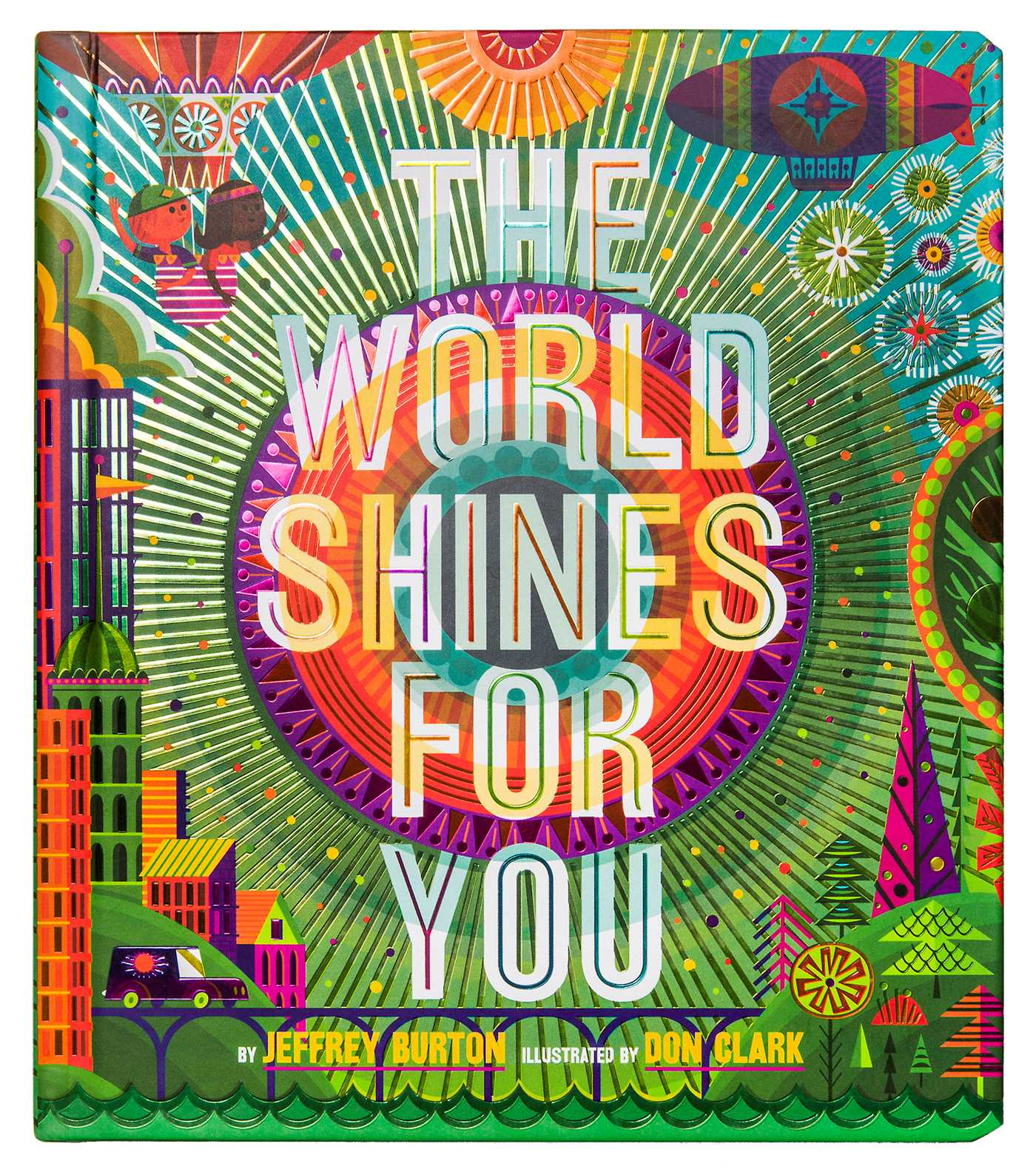 The world shines for you 9781481496322 hr