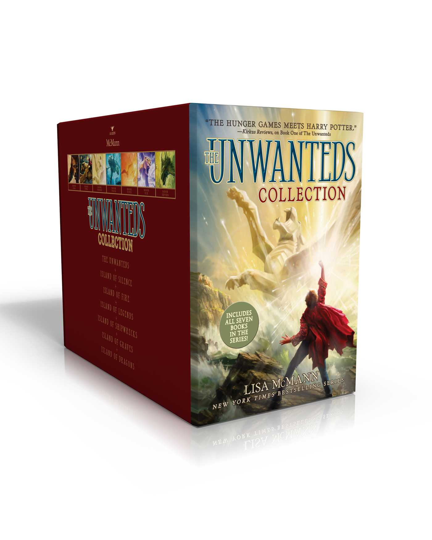 The unwanteds collection 9781481496636 hr