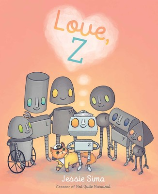Love, Z | Book by Jessie Sima | Official Publisher Page