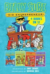 Billy Sure Kid Entrepreneur 4 Books in 1!