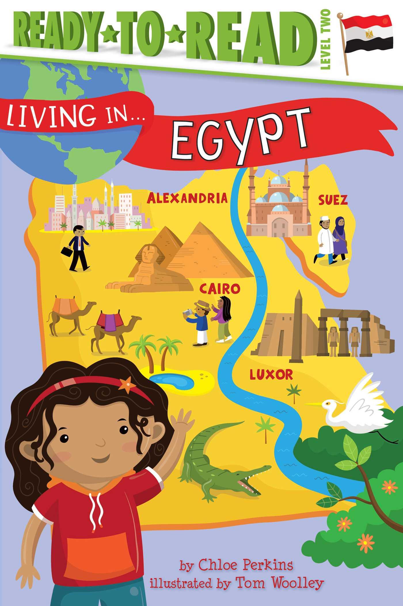 Living in egypt 9781481497121 hr