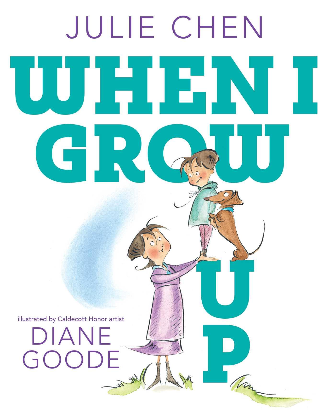 When i grow up 9781481497190 hr