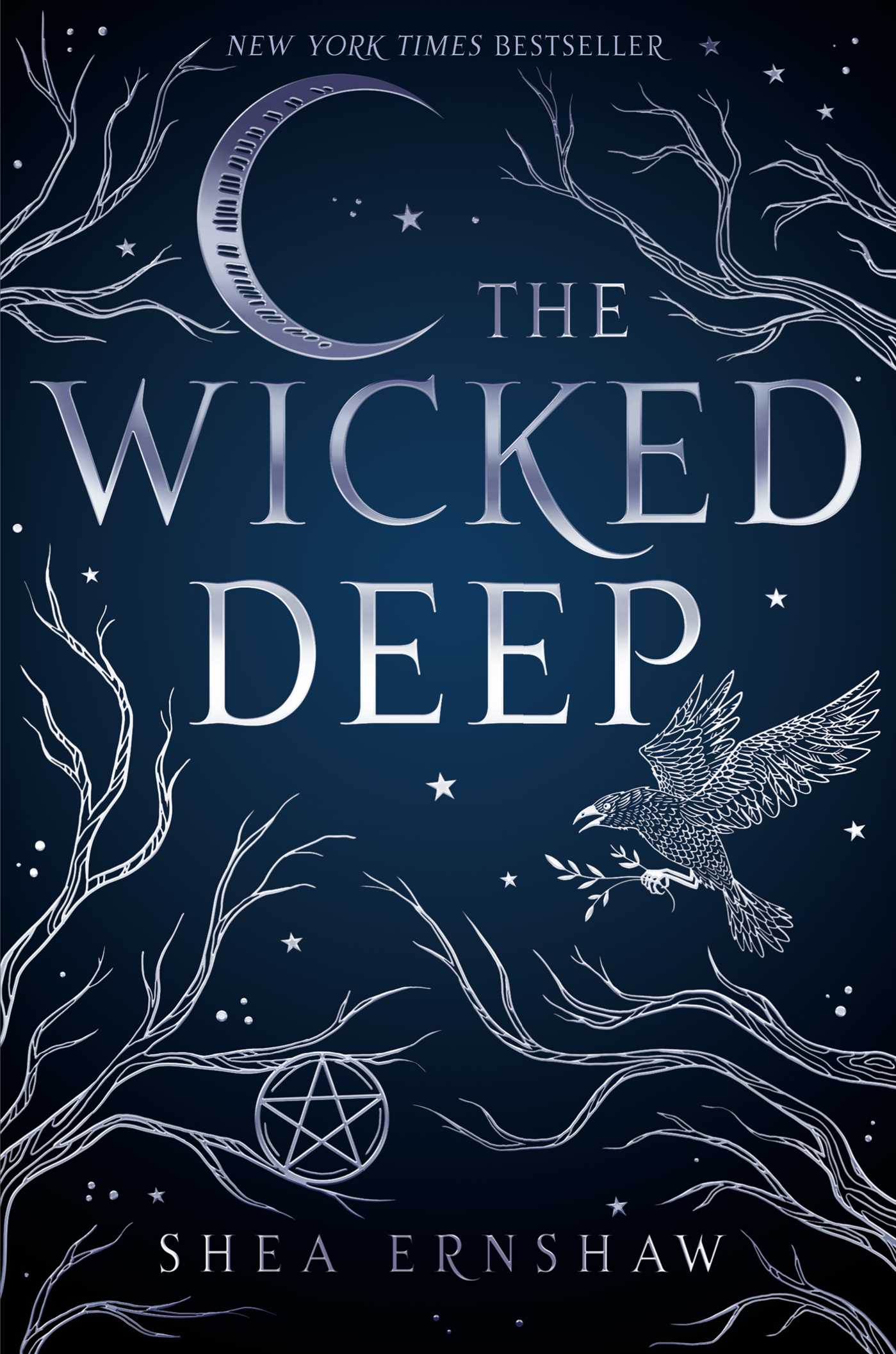 The wicked deep 9781481497343 hr
