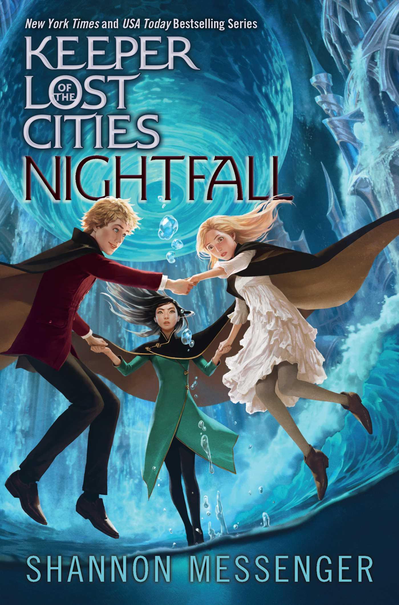 Nightfall 9781481497404 hr