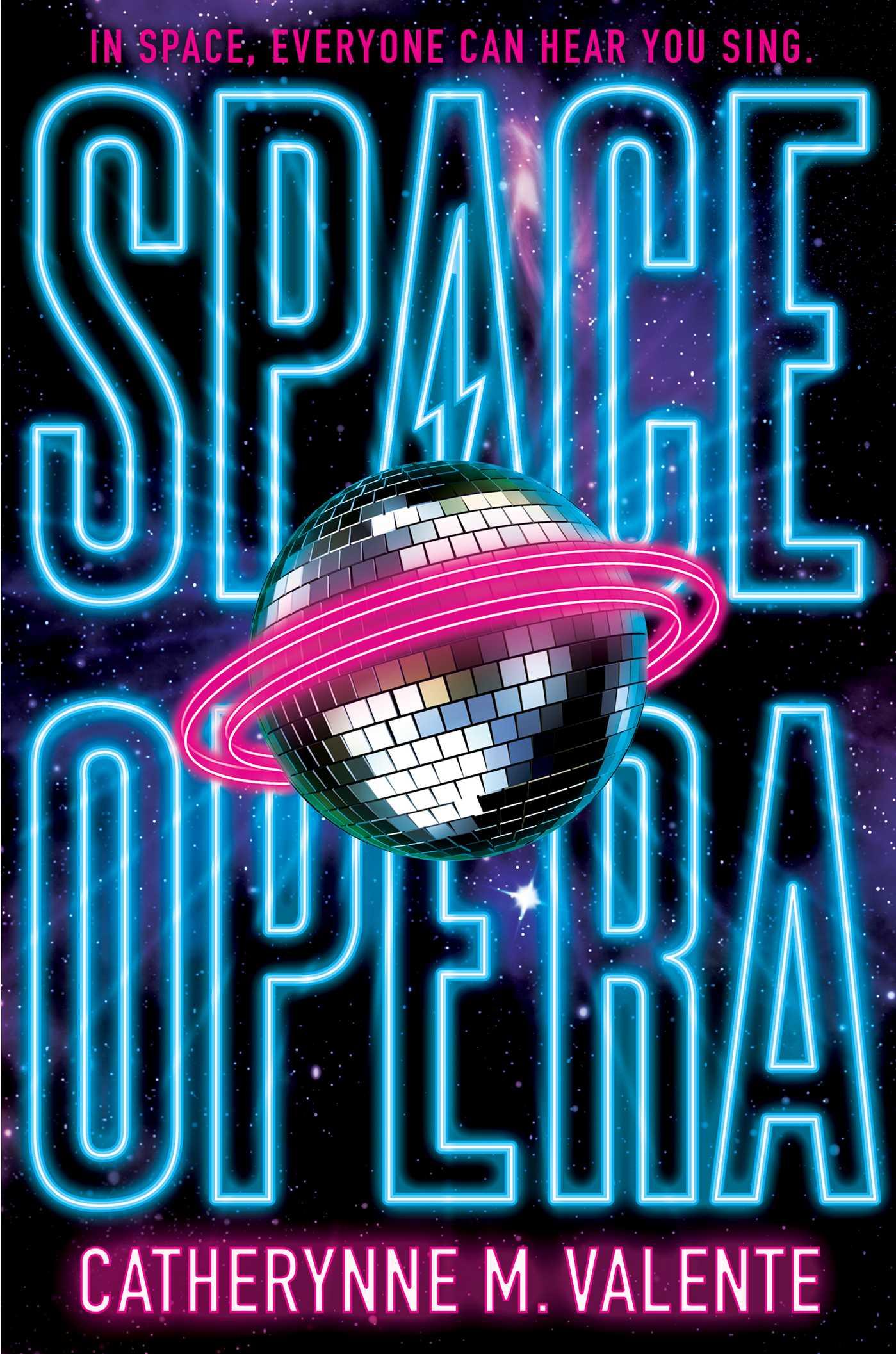 Space opera 9781481497497 hr