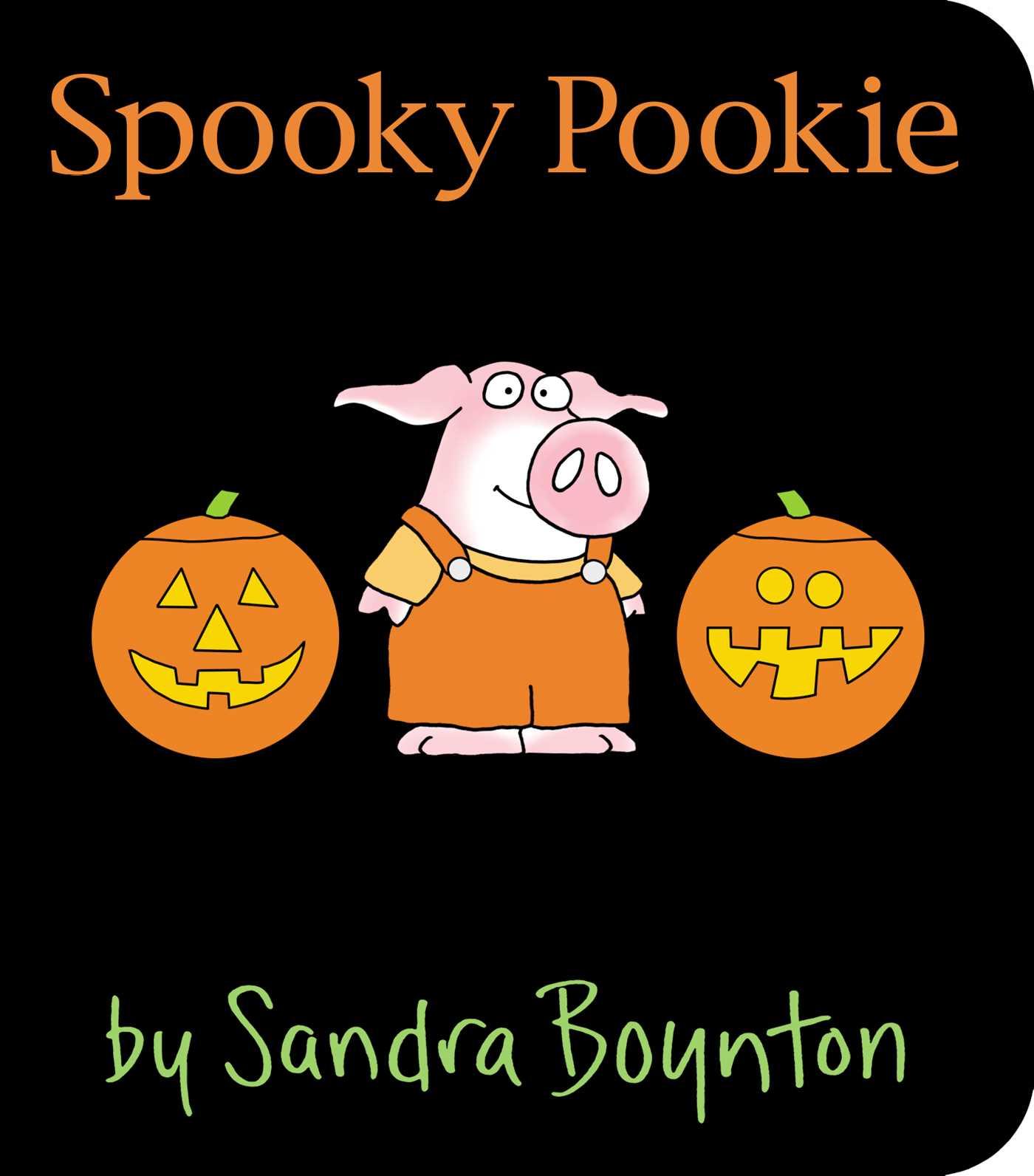Spooky pookie 9781481497671 hr