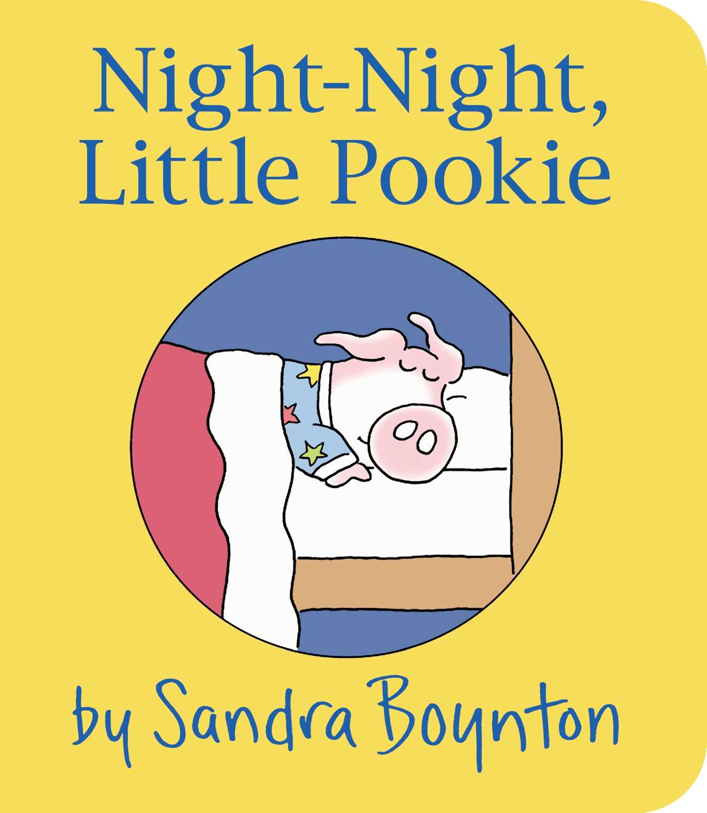 Night night little pookie 9781481497718 hr