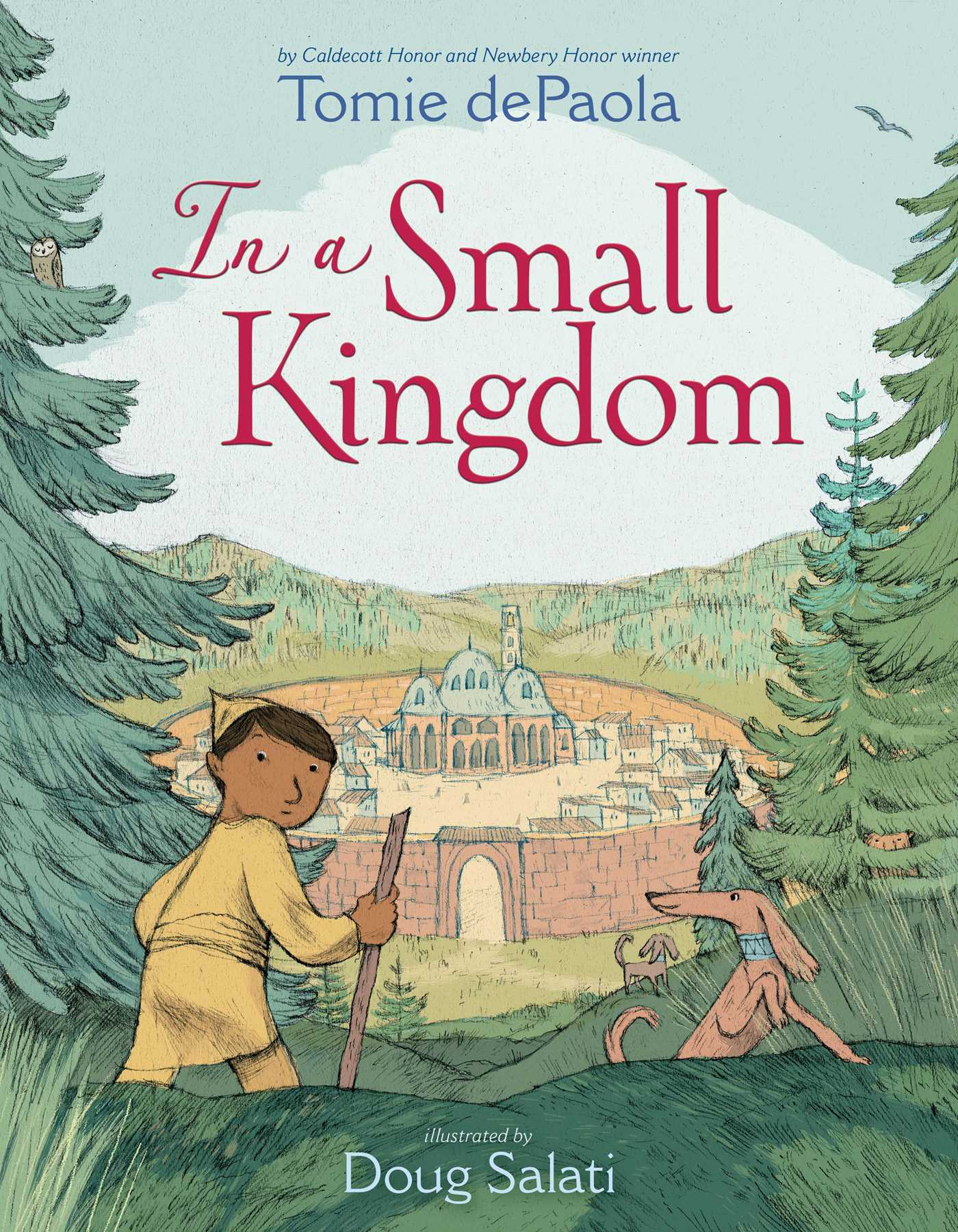 In a small kingdom 9781481498012 hr