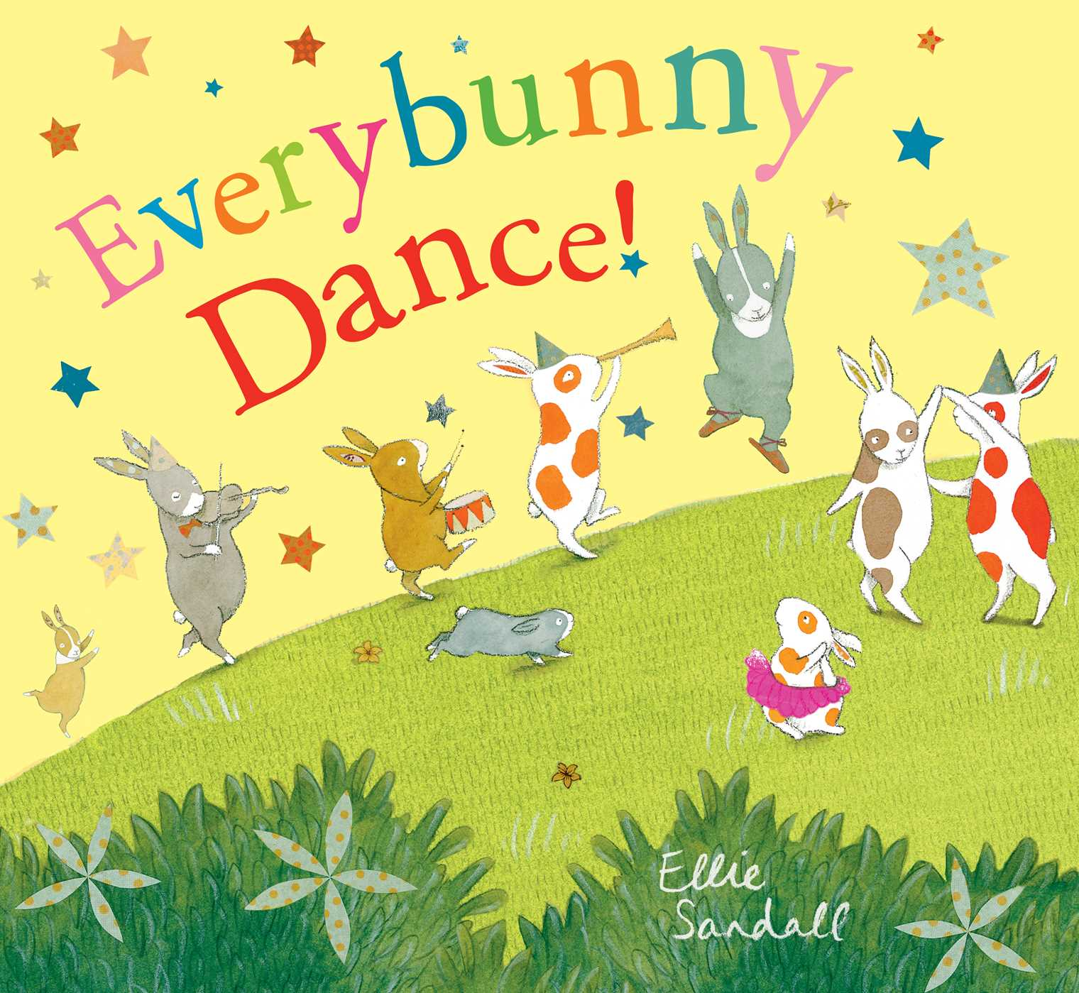 Everybunny dance 9781481498227 hr