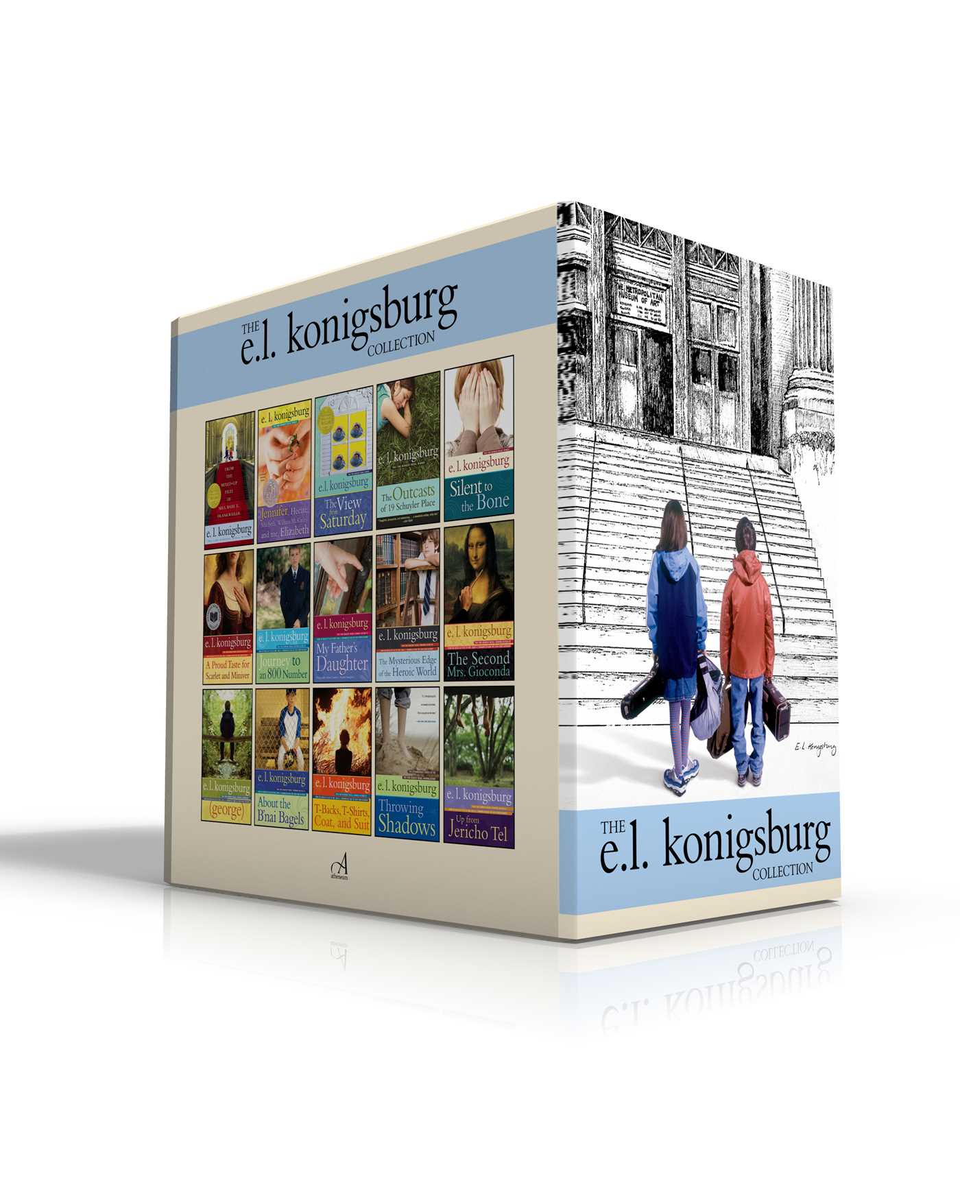 The e l konigsburg collection 9781481498340 hr
