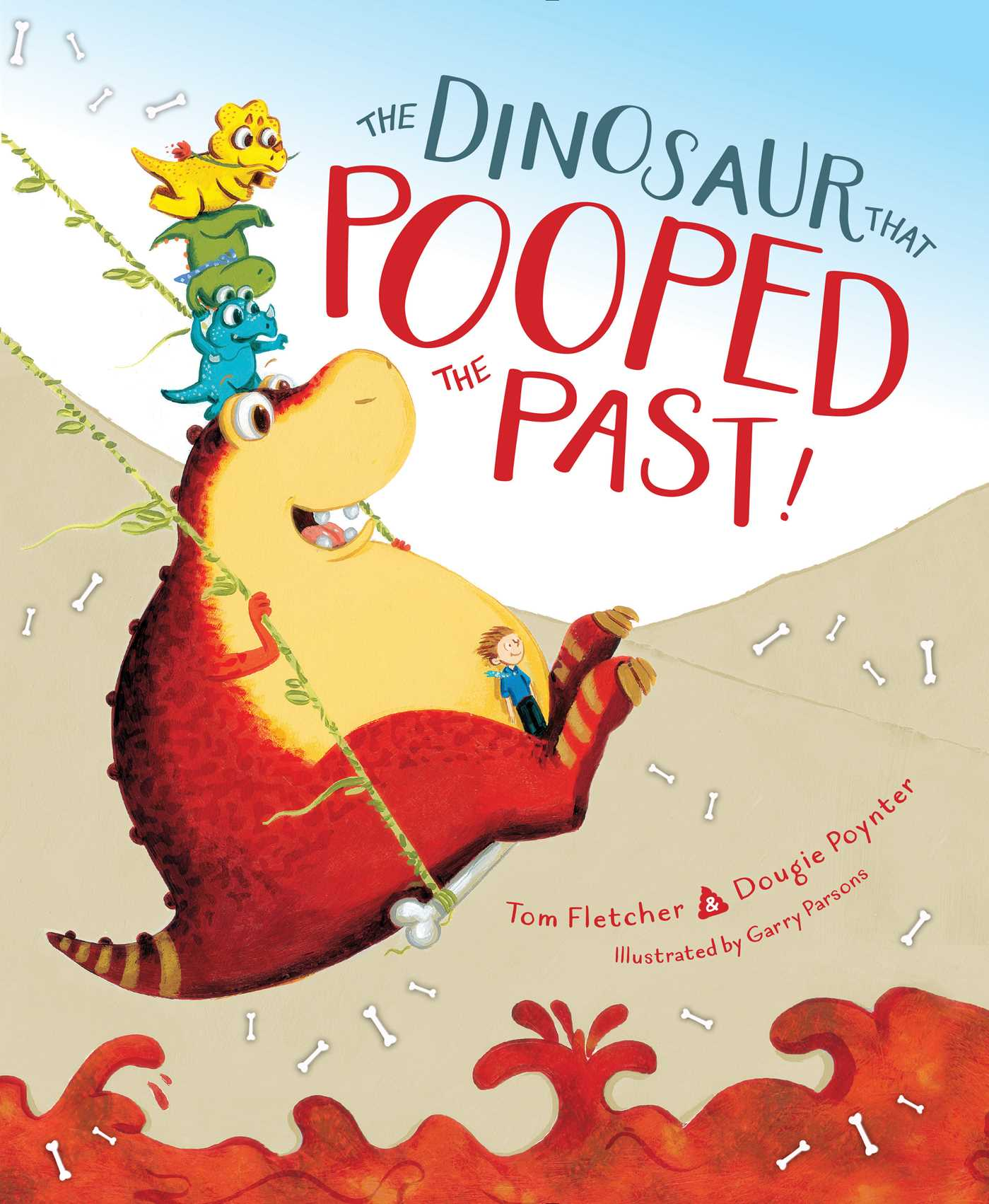 The dinosaur that pooped the past 9781481498685 hr