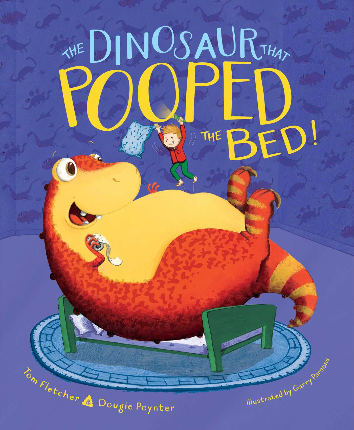 The dinosaur that pooped the bed 9781481498708 hr
