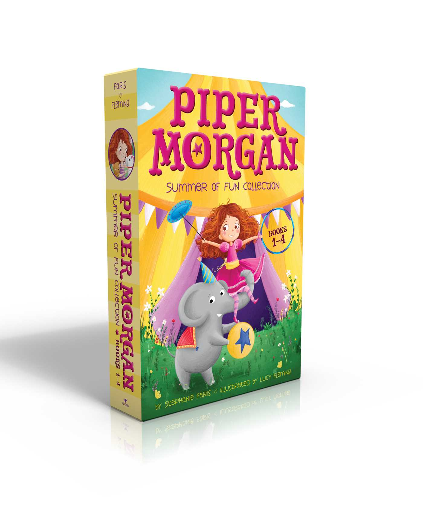 Piper morgan summer of fun collection books 1 4 9781481499781 hr