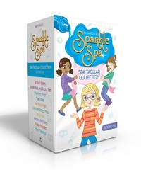 Sparkle Spa Spa-tacular Collection Books 1-10