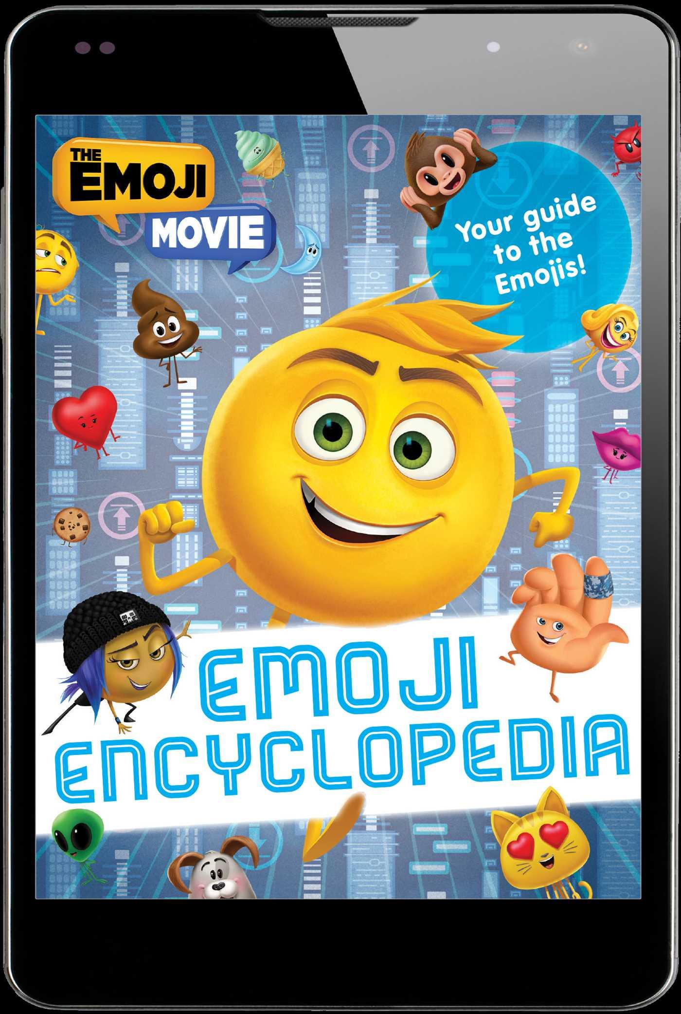 Emoji encyclopedia 9781481499828 hr
