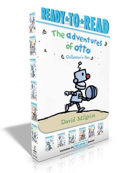 The Adventures of Otto Collector's Set