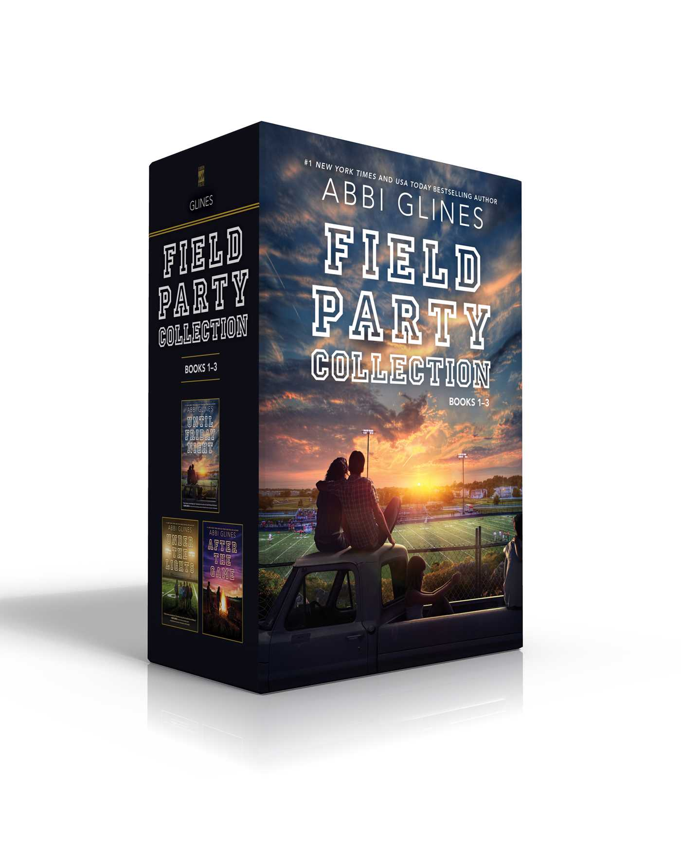 Field party collection books 1 3 9781481499927 hr