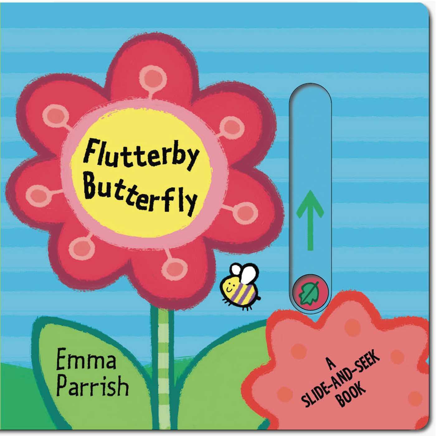 Flutterby butterfly 9781499800296 hr