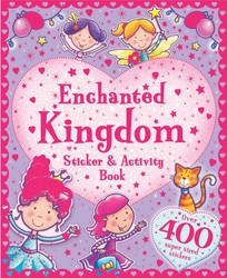 Enchanted Kingdom Sticker and Activity Book