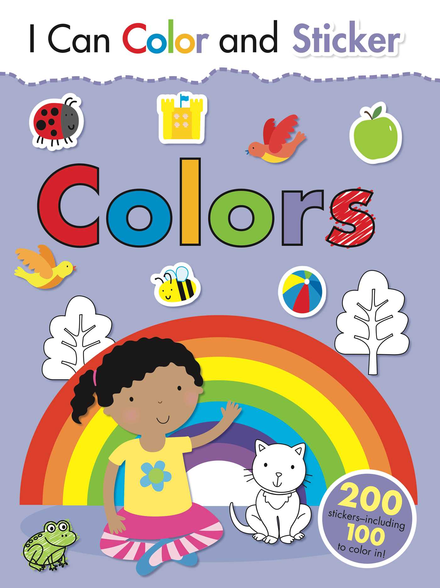 i can color and sticker colors book by gemma cooper helen prole