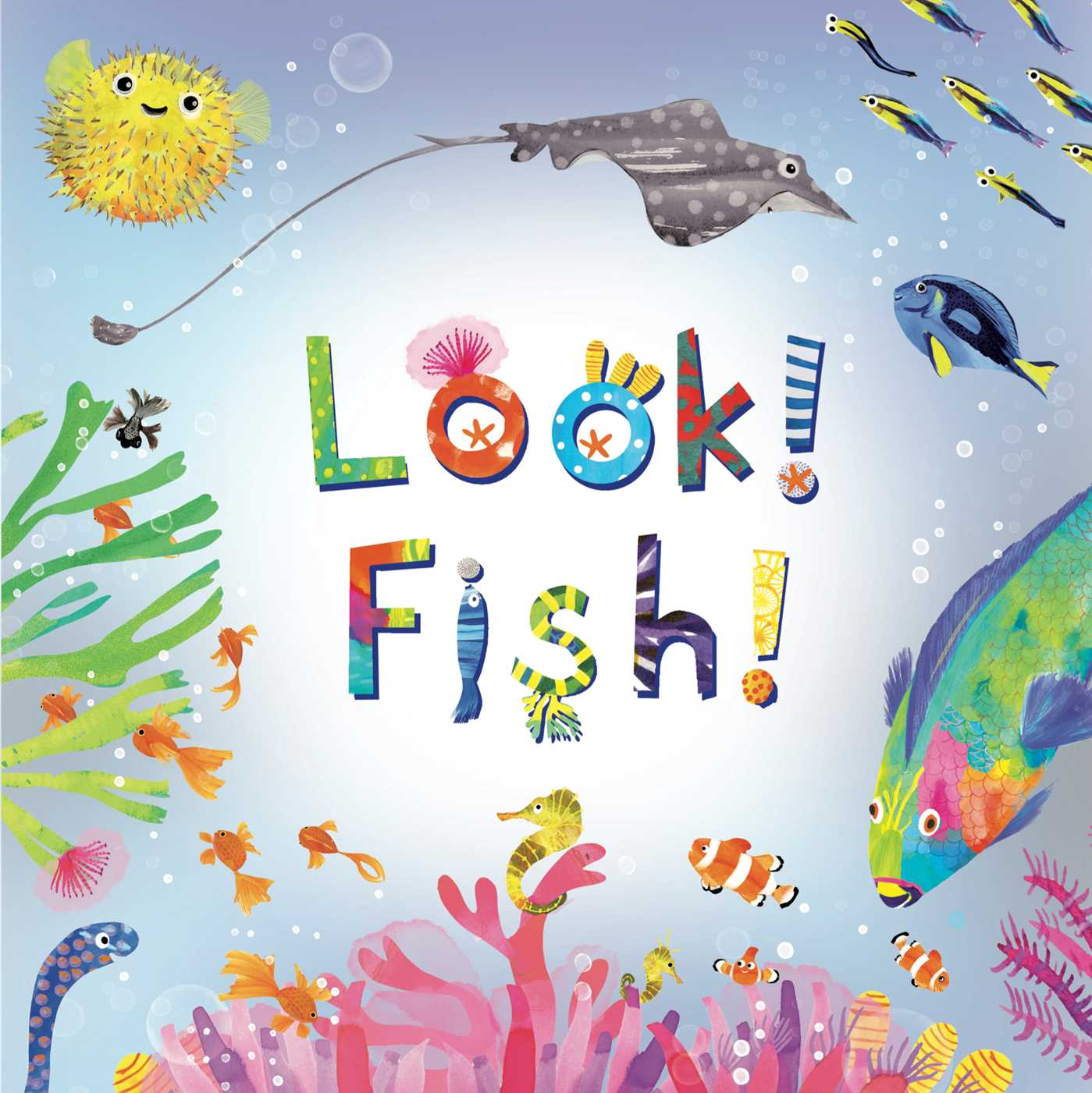 Look! Fish! | Book by Stephanie Calmenson, Puy Pinillos | Official ...