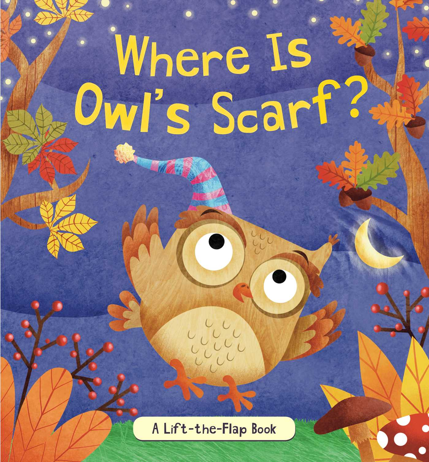 Where is owls scarf 9781499801767 hr