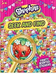 Shopkins Seek and Find
