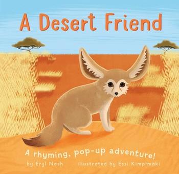 A desert friend book by eryl nash essi kimpimki official a desert friend fandeluxe Gallery