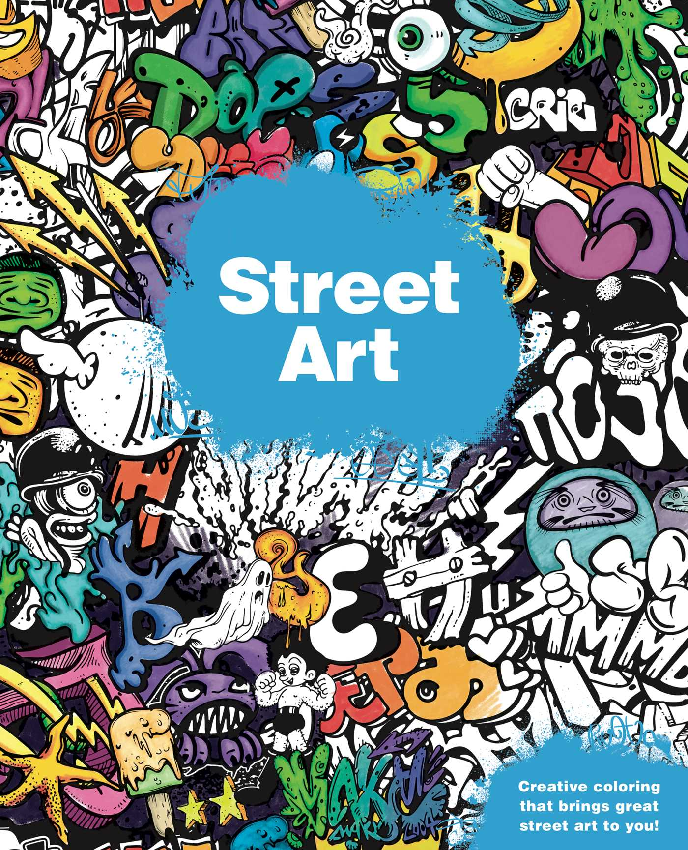 Street Art | Book by BuzzPop | Official Publisher Page | Simon ...