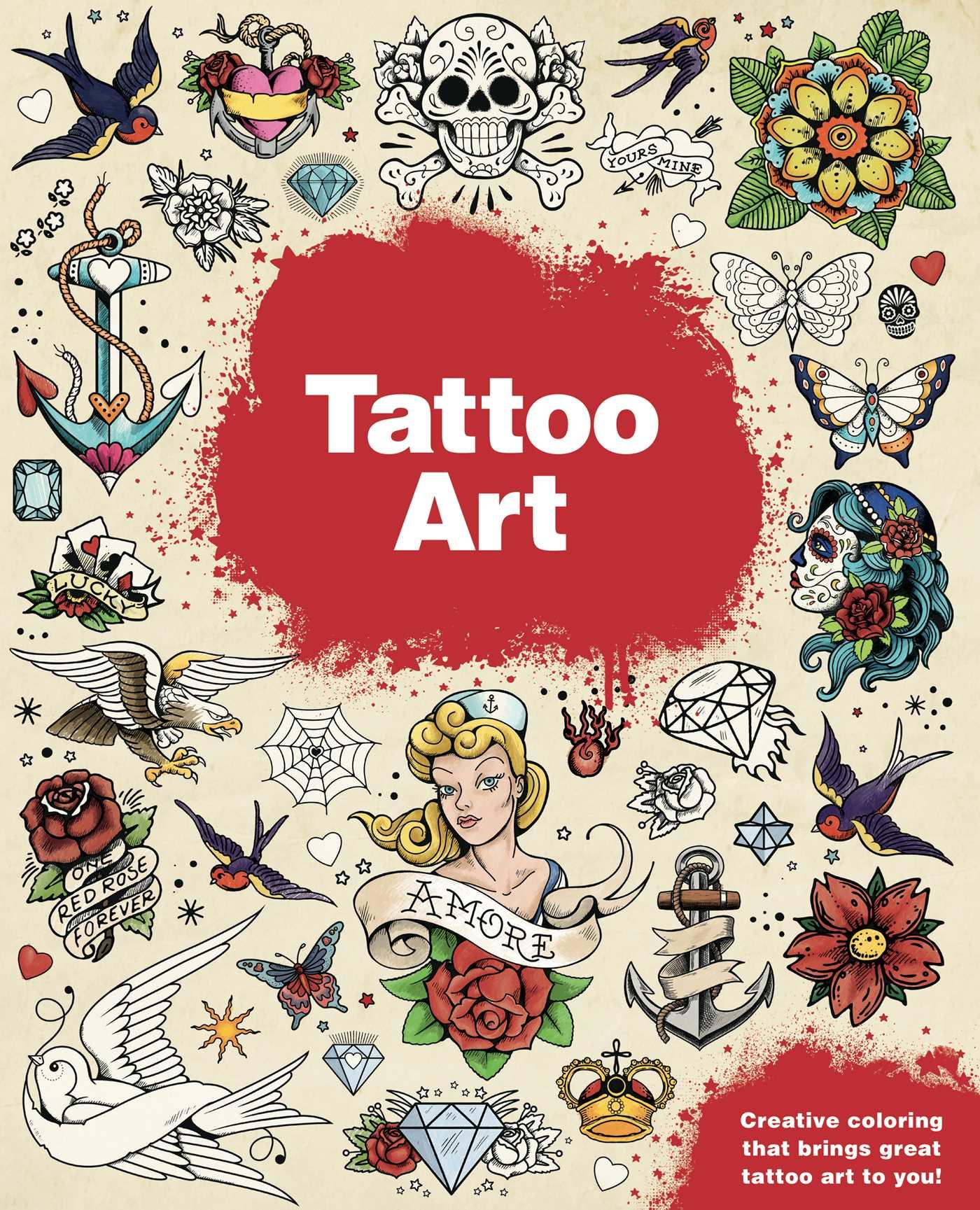 Tattoo Art 9781499803532 Hr