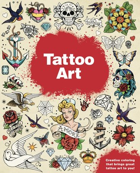 Tattoo Art | Book by BuzzPop | Official Publisher Page | Simon ...